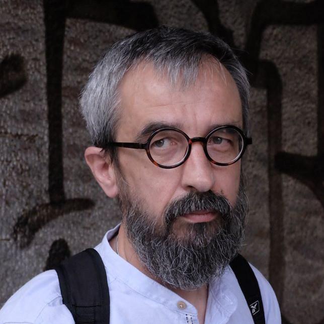 Darko Cvijetić © Milomir Kovačević Strašni / Bookstan 2019