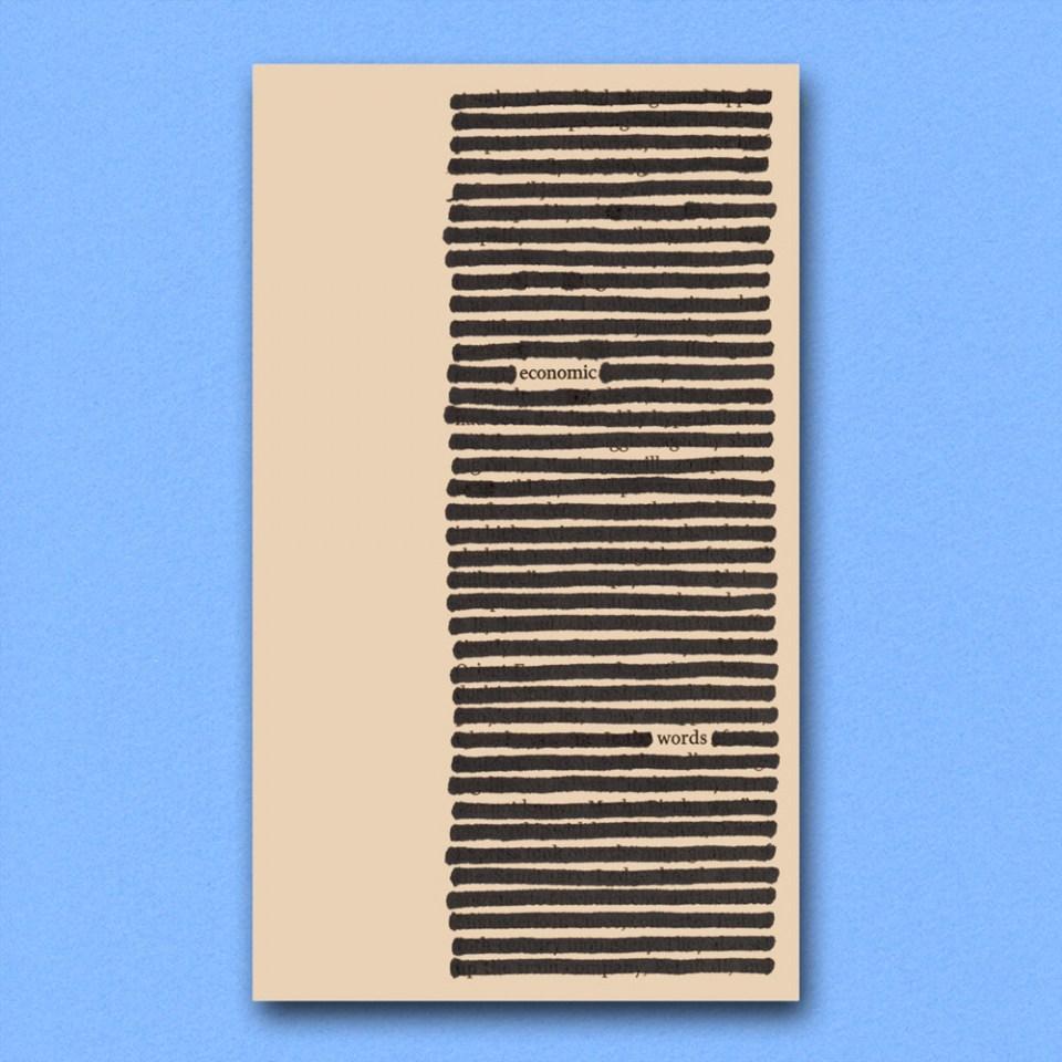 Economic Words - Cover